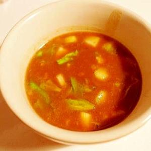 セロリたっぷり☆カレースープ