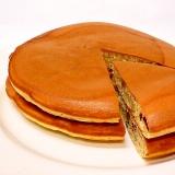 栗の渋皮煮入り♪ ホットケーキ