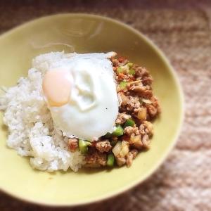 本格タイ料理♩ガパオライス
