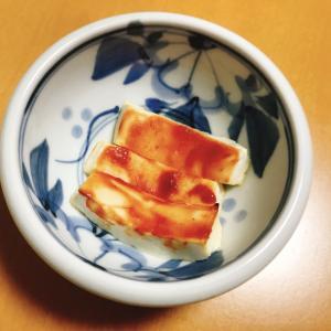 【離乳食後期】木綿豆腐のケチャップ焼き