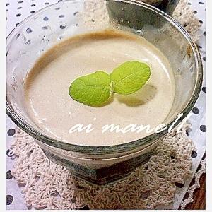 コーヒーゼリームース
