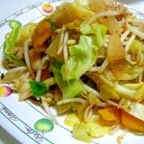 タイ風鶏と野菜の炒め物
