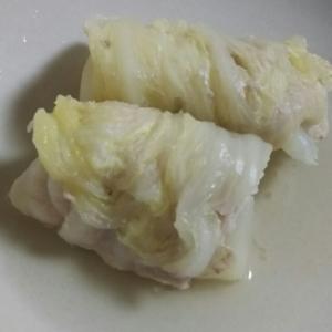 簡単☆シンプル♪ロール白菜