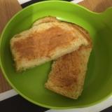 超簡単!離乳食にも★きな粉トースト