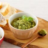 【簡単!】バジルとひよこ豆のグリーンディップ