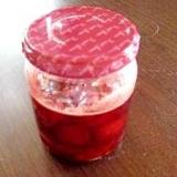 冷凍イチゴでイチゴジャム
