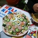 お雛様寿司