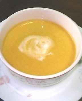 ◆めっちゃ簡単☆濃厚かぼちゃスープ♪◆