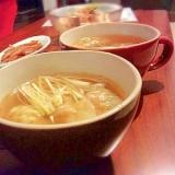 水餃子♡スープ