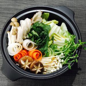 【鍋レシピ11選】(1)基本の寄せ鍋