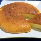 炊飯器で チーズケーキ風ヨーグルトケーキ