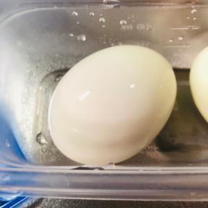 つるんと半熟に★茹で卵のつくりかた