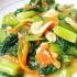 小松菜の中華煮