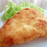 ハムチーズサンドチキンカツ