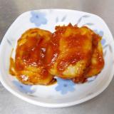 フライパンで作る五平餅