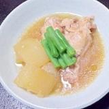 醤油麹でほっこり♪冬瓜と手羽元の中華煮