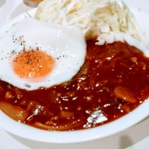 トマト缶でヘルシー夏カレー♡
