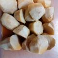 里芋の麺つゆ煮