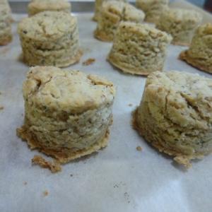 全粒粉&おからで紅茶オリーブオイルクッキー