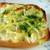 ☆ちくわのチーズトースト☆