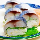 食卓がお寿司屋さんに!鯖寿司
