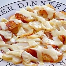 お家でレストラン気分♪ポテトのチーズ焼き