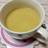 白菜の味噌ポタージュ♡酒粕風味