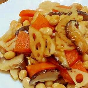煮豆 (我が家の味)
