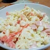 白菜入り☆マカロニサラダ☆