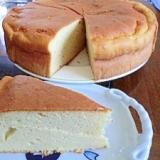 低糖質な「おから」で、ふっくらべイクドチーズケーキ