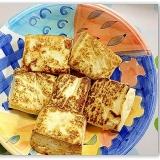 簡単手作り焼き豆腐