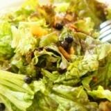 野菜が進む、ドライブルーベリーの和風ドレッシング