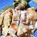 片付けも簡単!鶏もも肉の塩麹焼き