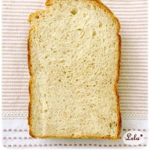 ライ麦ヨーグルト食パン@ホームベーカリー