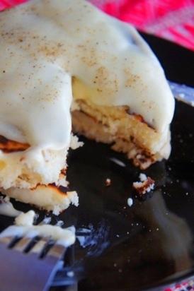 人気カフェのレシピをおうちで、パンケーキフォンデュ