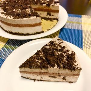 北欧レシピ再現!本格オレオチーズケーキ!