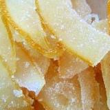 ポンテローザ*ジャンボレモンの砂糖漬け