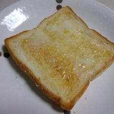 ☆塩バター練乳トースト☆