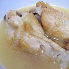 体にやさしい!鶏とショウガだけの簡単スープ★麻油鶏