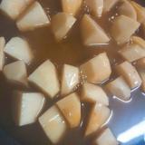 めんつゆで簡単♪里芋の煮物