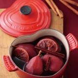 [ル・クルーゼ公式] 洋なしの赤ワイン煮
