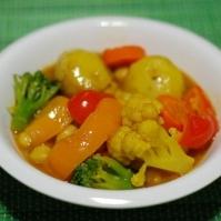 野菜たっぷりカレー