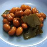 赤大豆の煮豆
