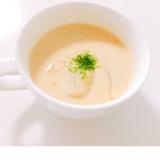 クリーミィで激ウマ♬ かぼちゃのニョッキ豆乳スープ