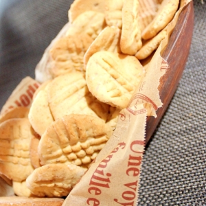子供たち用★ベーキングミックスで大豆クッキー