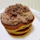 ヘルシー♪濃厚♪豆腐ココアクリームのケーキ
