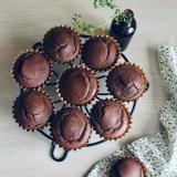 Vegan Cocoa Madeleine