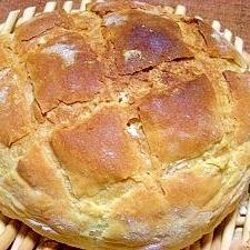 オリーブ油と米粉入り☆美味しい♪もっちりパン