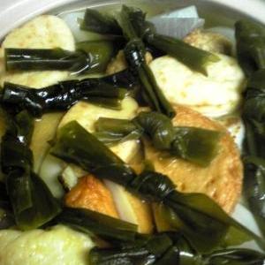 「白だし」で作る定番の煮物レシピ