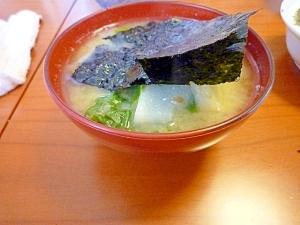 福井市在住のうちのお雑煮
